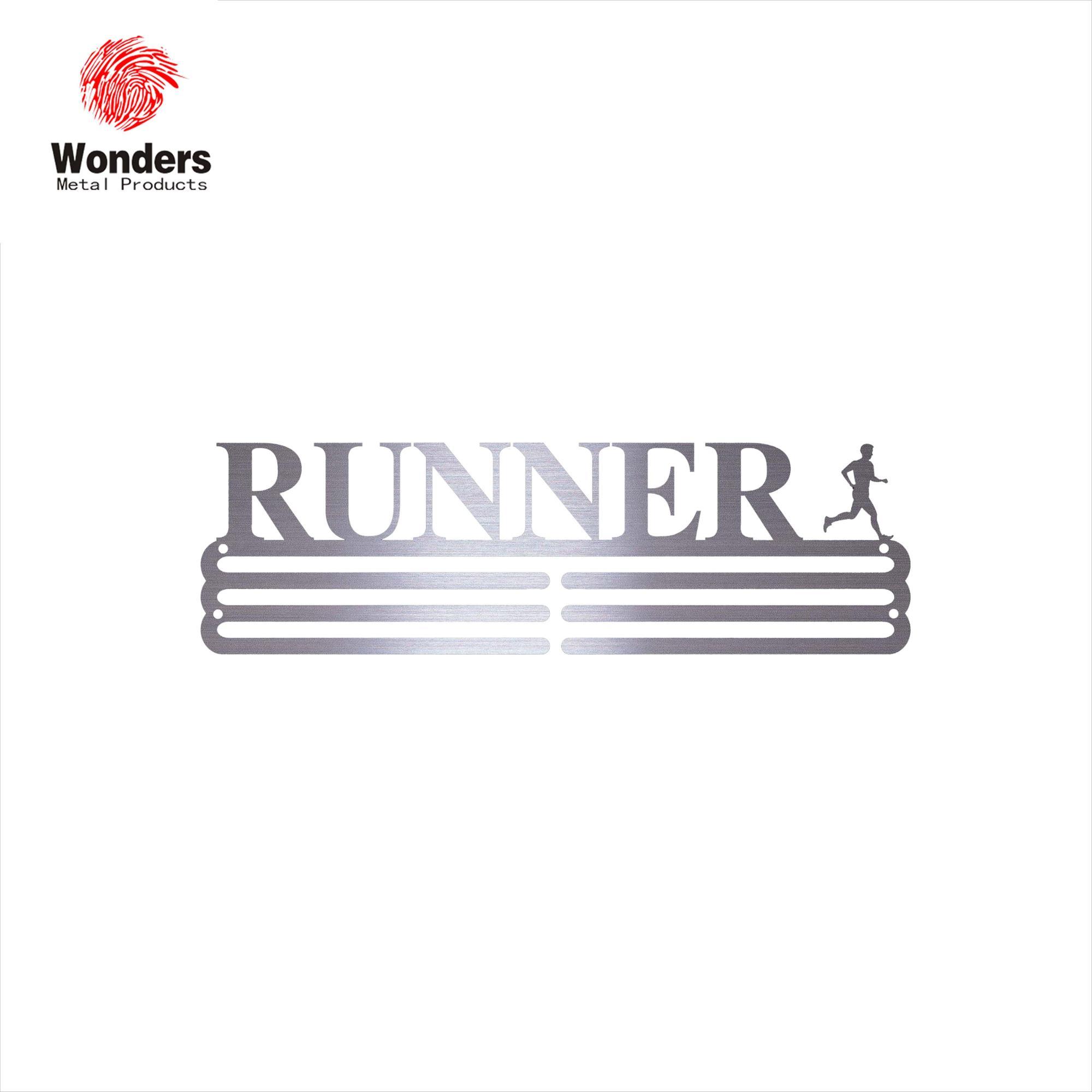 Professional Design Medal Hooks For Runners Medal Display