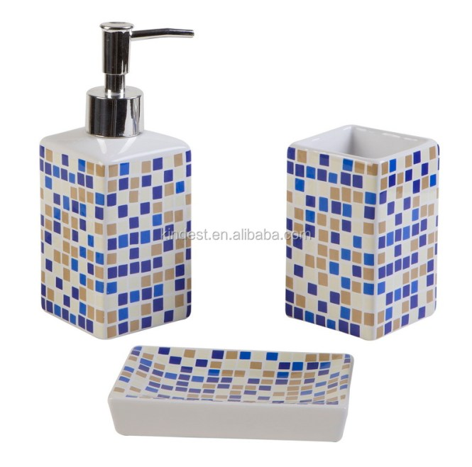 very gold mosaic bathroom accessories. Surprising Gold Mosaic Bathroom Accessories Images Best idea  Very
