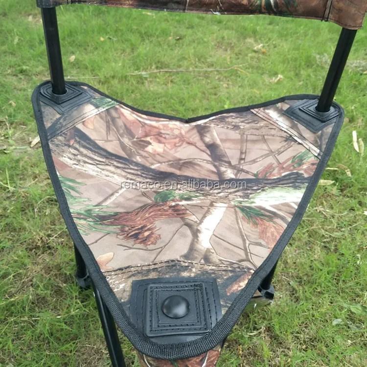 trepied de chasse cadre en acier chaise pliante avec dossier siege de terrain buy chaise pliante de champ de trepied avec le dossier siege de cadre