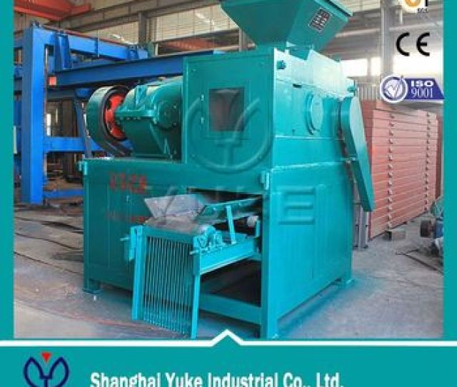 The Latest Technology Charcoal Briquetting Machine Philippines