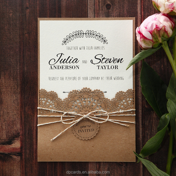 Unique Wedding Invitations Rustic With Price Invitation Cards Product On