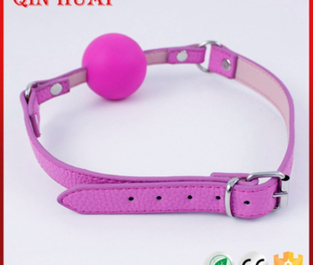 Low Price Open Mouth Sex Toy Sexy Bondage Breathable Ball Gag