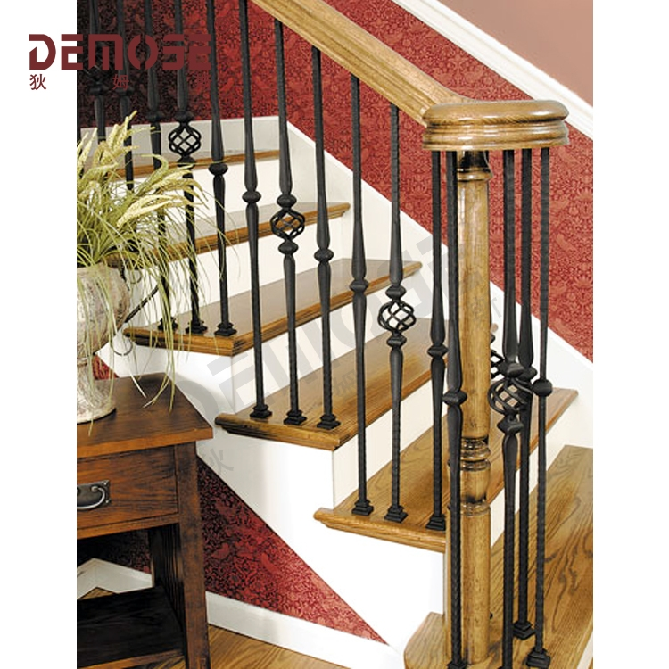 Demose Wrought Iron Stair Railings For Wood Satir Buy Wrought   Wrought Iron Stair Railing   Italian   Front Porch   French   Mediterranean   Design
