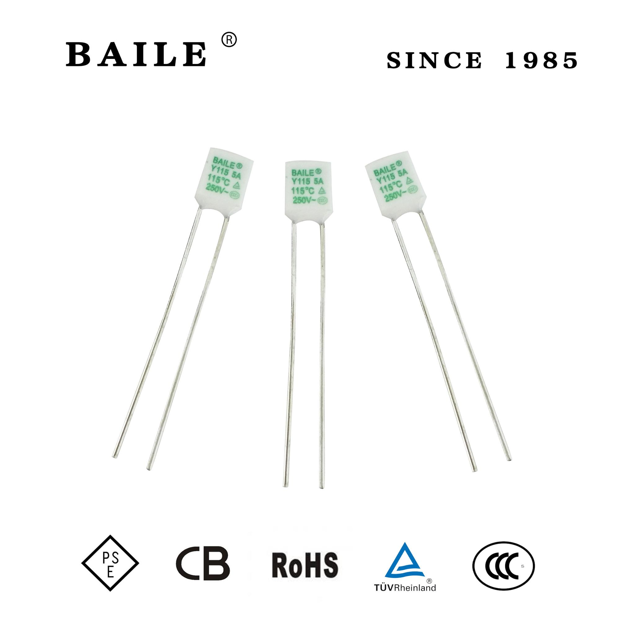 Baile Thermal Fuse Link For Refrigerator 10a 15a 250v