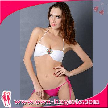 Jewel Very Hot Sexy Girls Women G String Bikini Wholesale