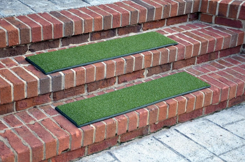 Buy Dean Premium Indoor Outdoor Non Slip Carpet Stair Step Treads | Dean Premium Carpet Stair Treads | Keshan Chocolate | Classic Keshan | Gripper Tape | Friendly Diy | Nylon Carpet