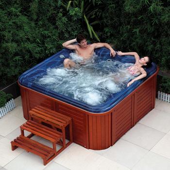Spa 092y Outdoor Bathtub Spa 4 People With Shirt Outdoor