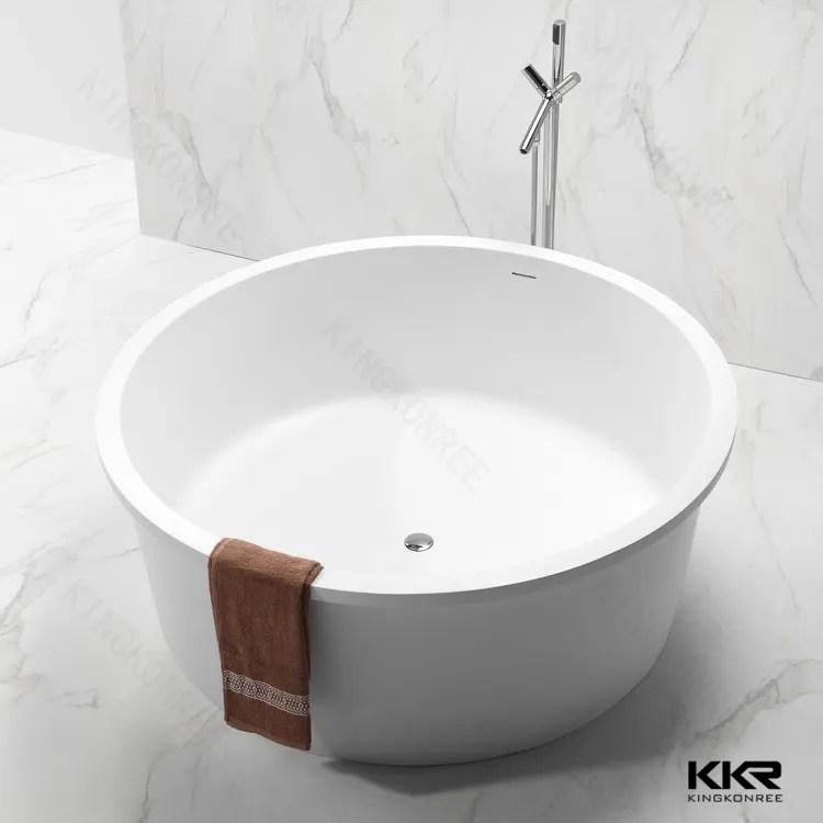 baignoire ronde autoportante petite taille pour la salle de bain prix d usine buy petit bain a remous rond baignoire bebe autoportante bain a remous