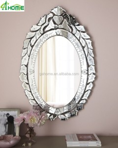 elegant silver home wall decor venetian mirror  View wall venetian     elegant silver home wall decor venetian mirror