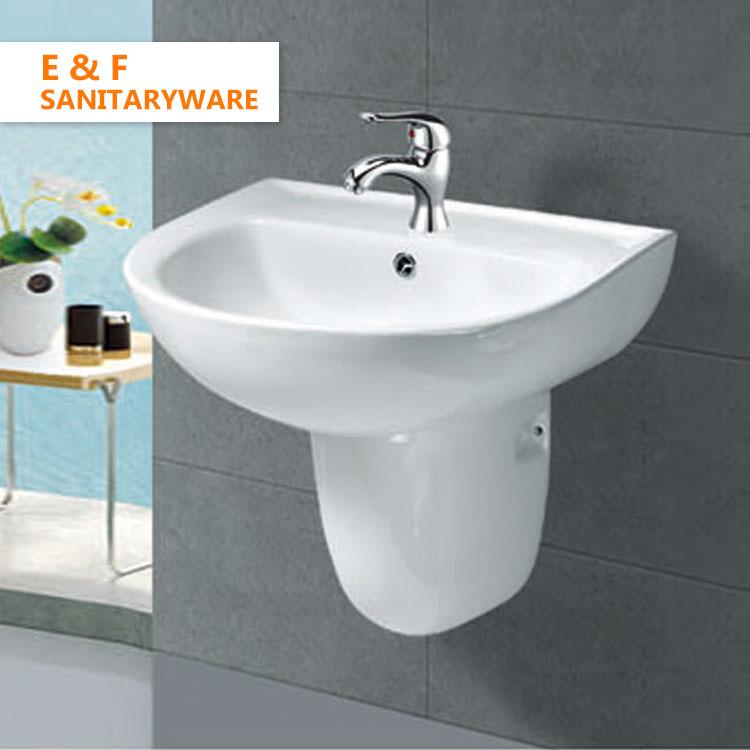 eiffel contemporary hospital toilet hand wash basins small pedestal ceramic bathroom sink wall hung half round wash basin buy half round wash