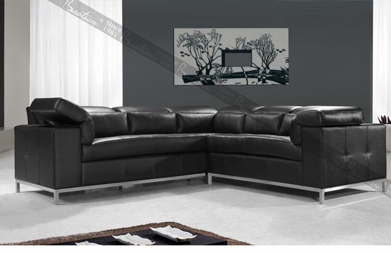 Wooden L Shaped Sofa Sets Suppliers And Manufacturers At ...