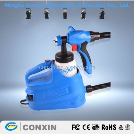 Hot Mini Electric Spray Painting Machine Paint For Car Ce Gs Emc Approved Professional Factory