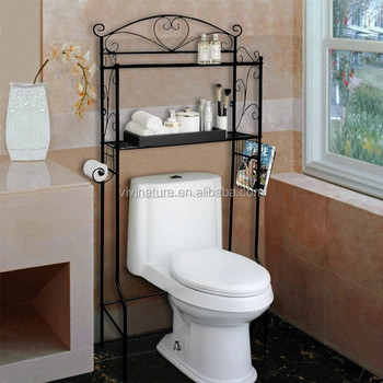 vivinature over the toilet shelf,bathroom shelf organizer storage
