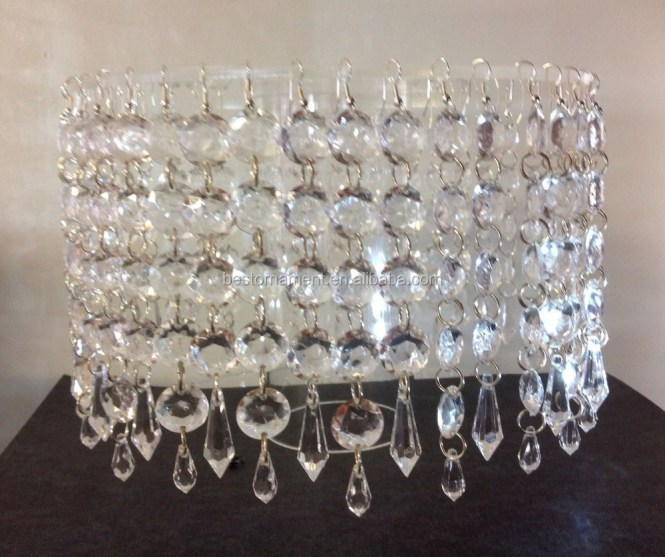 Acrylic Crystal Chandelier Wedding Cake Stand Supplieranufacturers At Alibaba