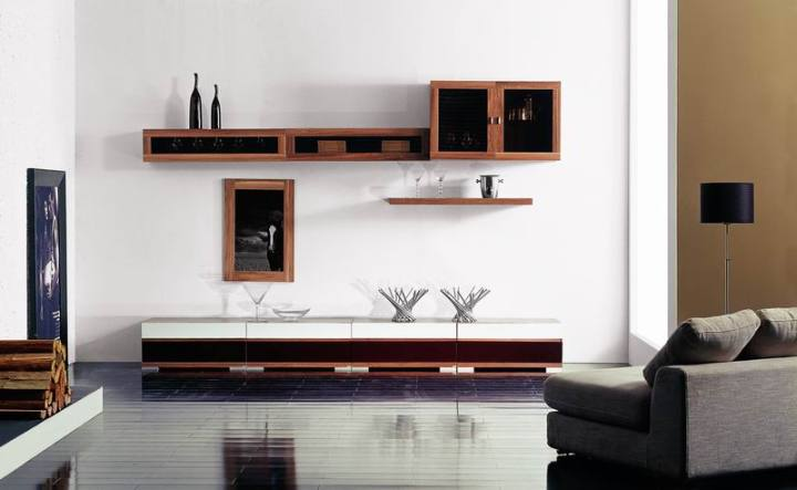 2014 Latest Design Modern Tv Wall Unit Was Made From E1 Solid     2014 Latest Design Modern Tv Wall Unit Was Made From E1 Solid Chipboard  With Painting For Living Room   Buy Tv Stand Wall Unit Designs Wardrobes  And Tv