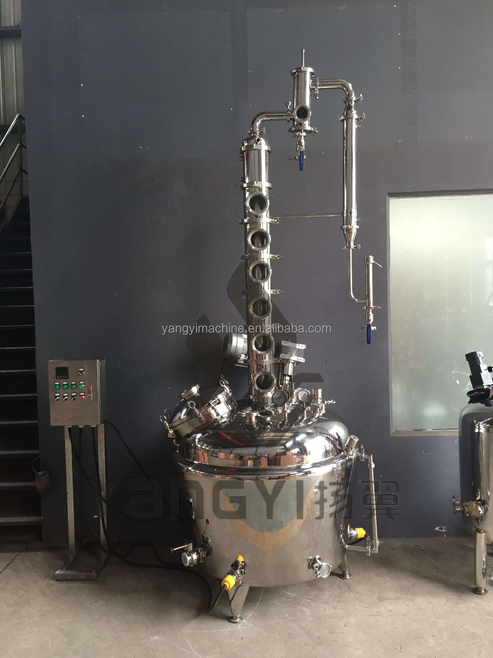 Essential Oil Distillery Equipment