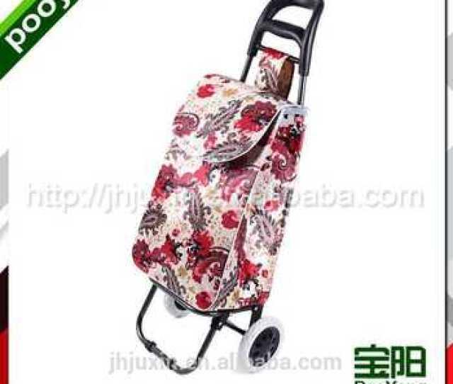 Two Wheel Shopping Cart Lex Steele