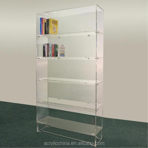 Free Standing Acrylic Shelves Transparent Lucite Acrylic Display     Free Standing Acrylic Shelves Transparent Lucite Acrylic Display Shelves    Buy Free Standing Acrylic Shelves Product on Alibaba com
