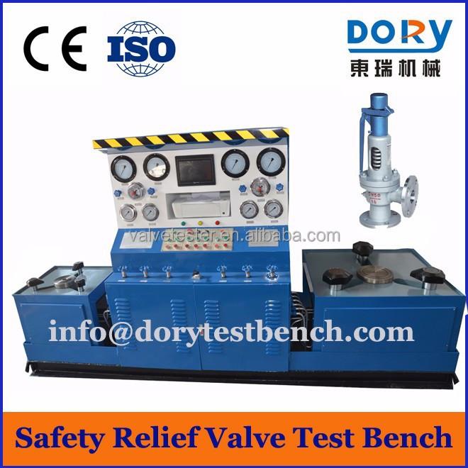 Safety Relief Valve Test Bench