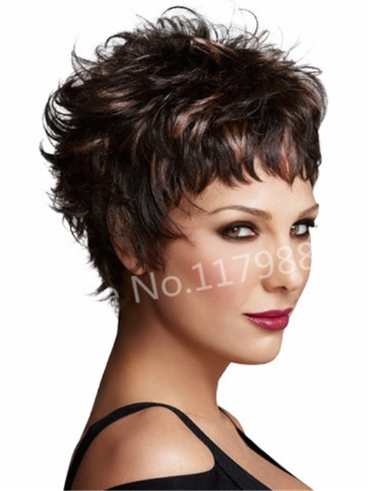 Highlights for short dark brown hair the best hair 2017 best 25 highlights short hair ideas on color for pmusecretfo Image collections