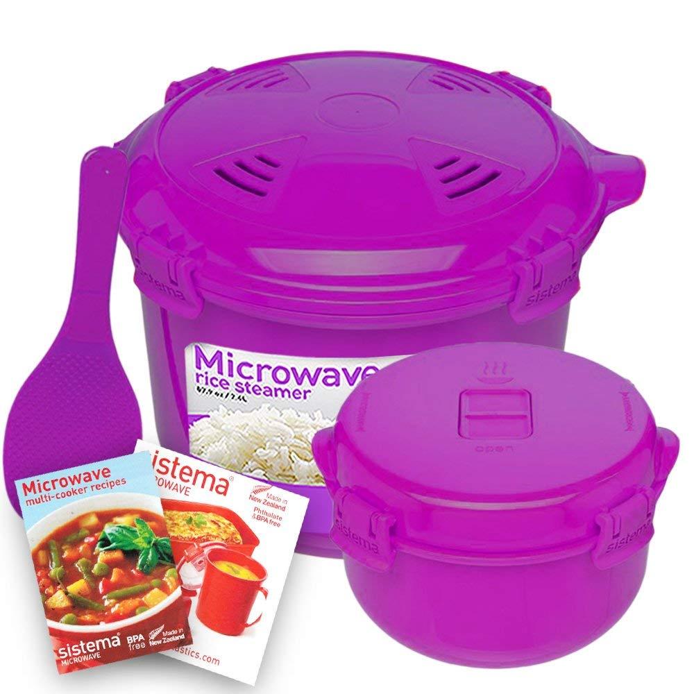 buy sistema microwave cookware rice