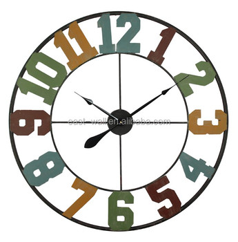 Home Decorative 80cm Kitchen Large Wall Clocks Old Town Clock Buy Large Kitchen Wall Clocks Decorative Wall Clock Cheap Wall Clocks Product On Alibaba Com