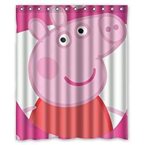 buy peppa pig custom waterproof shower