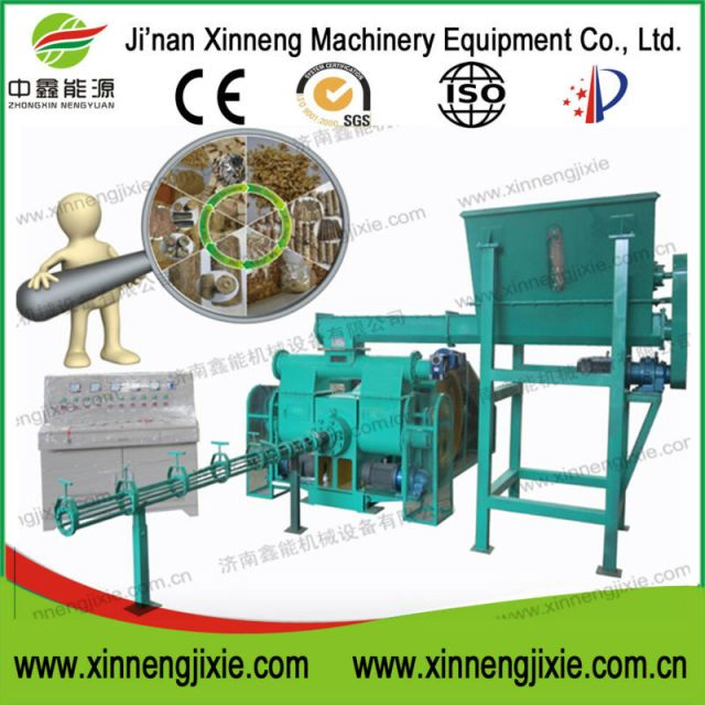 Latest Technology Coconut Husk Chips Briquette Machine Looking For Agent