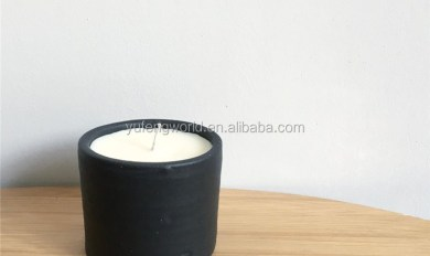 Candle Jars With Wood Lids   Wooden Thing