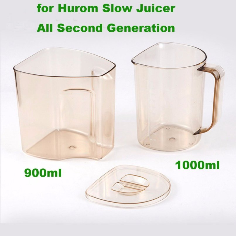 Get Quotations For Hurom Hh Hg Elite All Second Generation Slow Juicer Spare Parts Juice Container