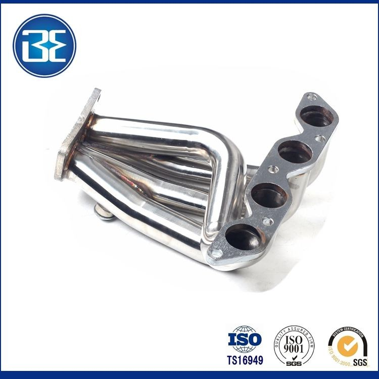wholesale auto accessories stainless steel 4 2 1 header exhaust manifold for 93 97 toyota corolla 1 6 l4 4afe 7afe buy exhaust manifold exhaust