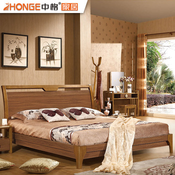 furniture simple wood furniture bed images