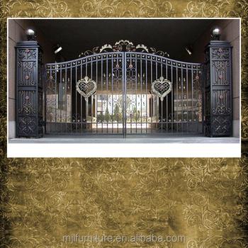Apartment Main Entrance Gate Design