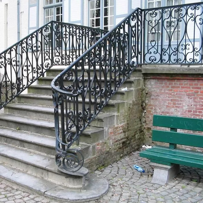 Hot Sale Cast Iron Stair Baluster Customized Decorative Iron | Iron Balusters For Sale | Metal | Wood Iron | Indoor | Rectangular | Forged Steel