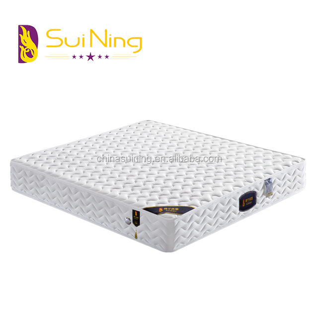 King Size Eco Friendly Chinese Bed Mattress Dimensions
