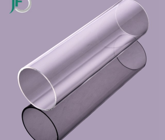 Acrilyc Tube Rigid Plastic Pipe Factory Asian Tube Core Tube