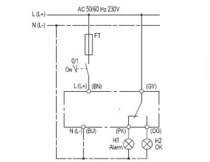 Rwolcd1 Optical Level Switch sensor bitzer Partno
