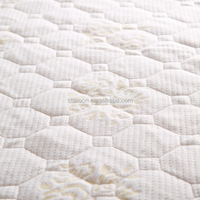 Whole China Factory Vinyl Waterproof Mattress Cover Protector Fabric