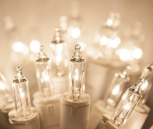 Get Quotations  C B Purelock Clear Christmas String Lights Hanging Wedding Lights String Christmas Tree Lights Mini