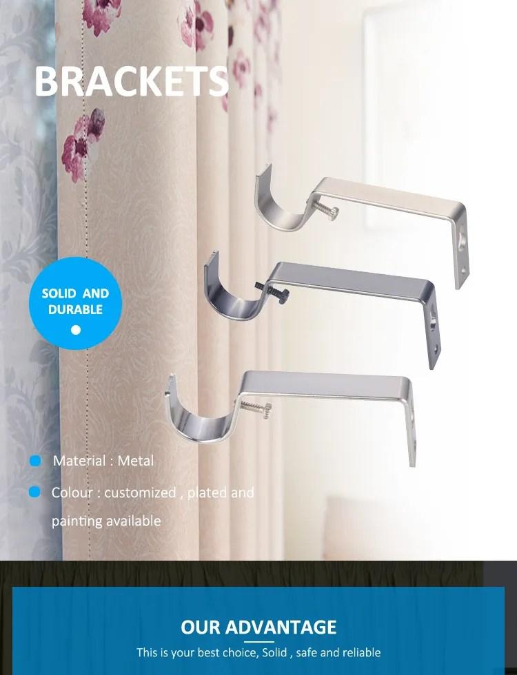 buy curtain bracket curtain rod holder