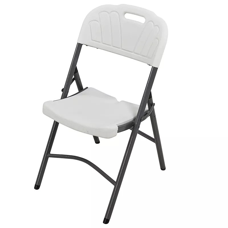 chaise pliante de jardin en plastique hdpe meuble d exterieur confortable economique en metal buy chaise de banquet chaise de cafe de jardin chaise