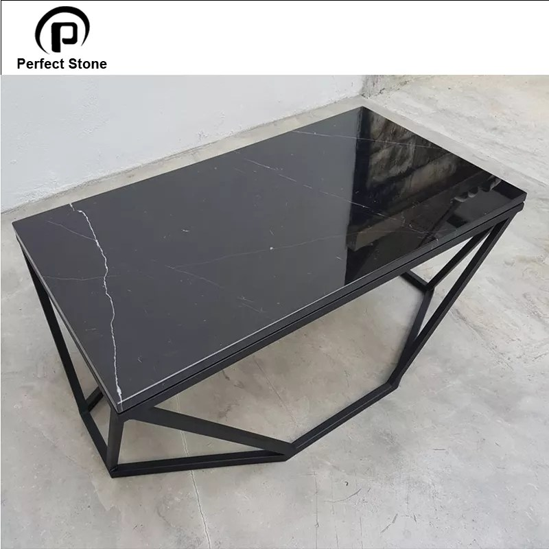 black marble table top rectangle square table top coffee table marble top buy table marble coffee table marble black marble table top product on