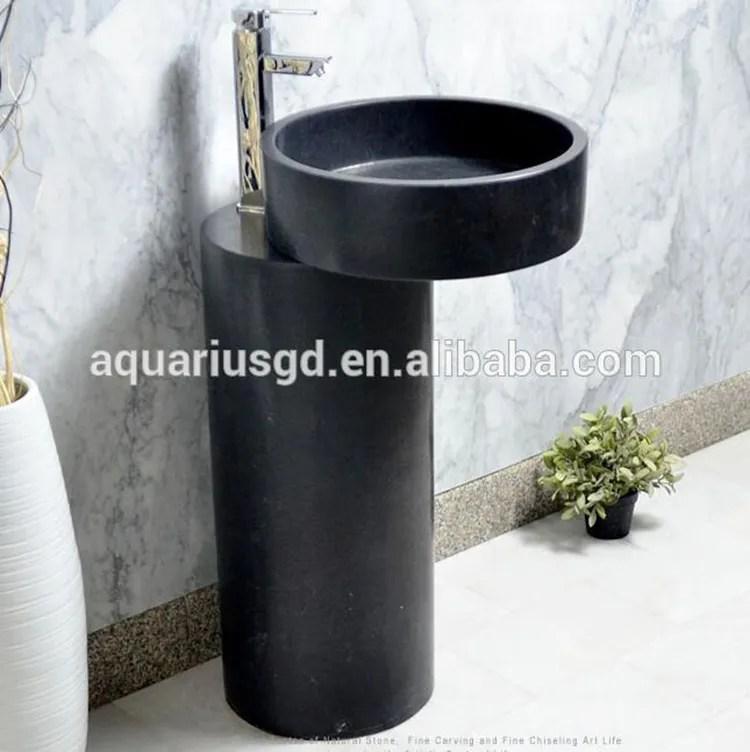 bathroom freestanding lavabos unique modern stone pedestal sink pedestal wash basin buy lavabos unique modern stone pedestal sink stone pedestal