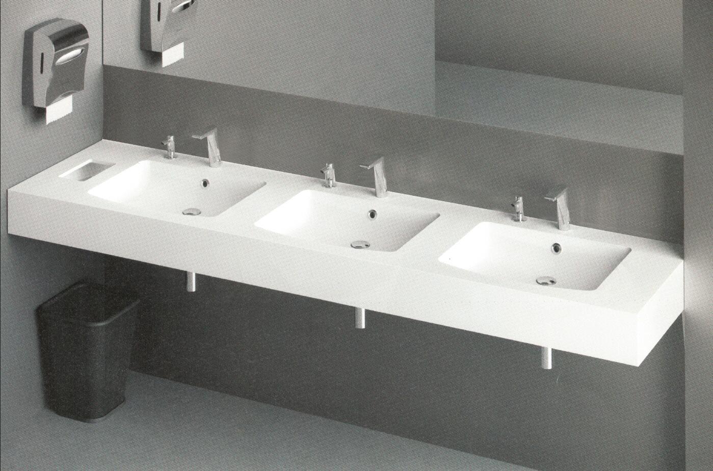 hand wash vanity top public bathroom easy install net triple sinks buy hand wash vanity top public bathroom easy install net triple sinks product on