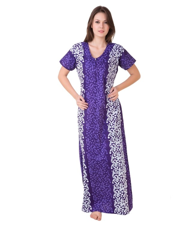 Nighty Maxi Dress Gown