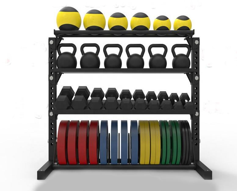 china multi function gym equipment kettlebell rack dumbbell rack weight plate storage rack buy weight plate storage rack dumbbell rack kettlebell
