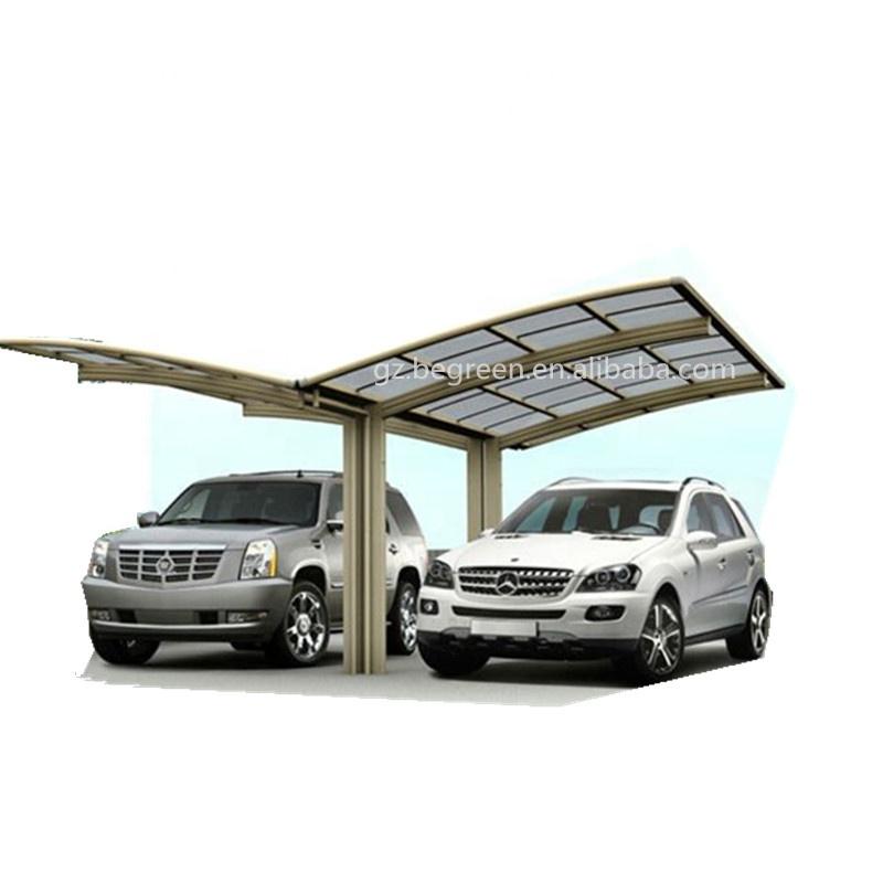2 car double aluminum metal prefab garage car sun shade patio cover carport for motorcycle buy aluminum double carport carport for motorcycle metal