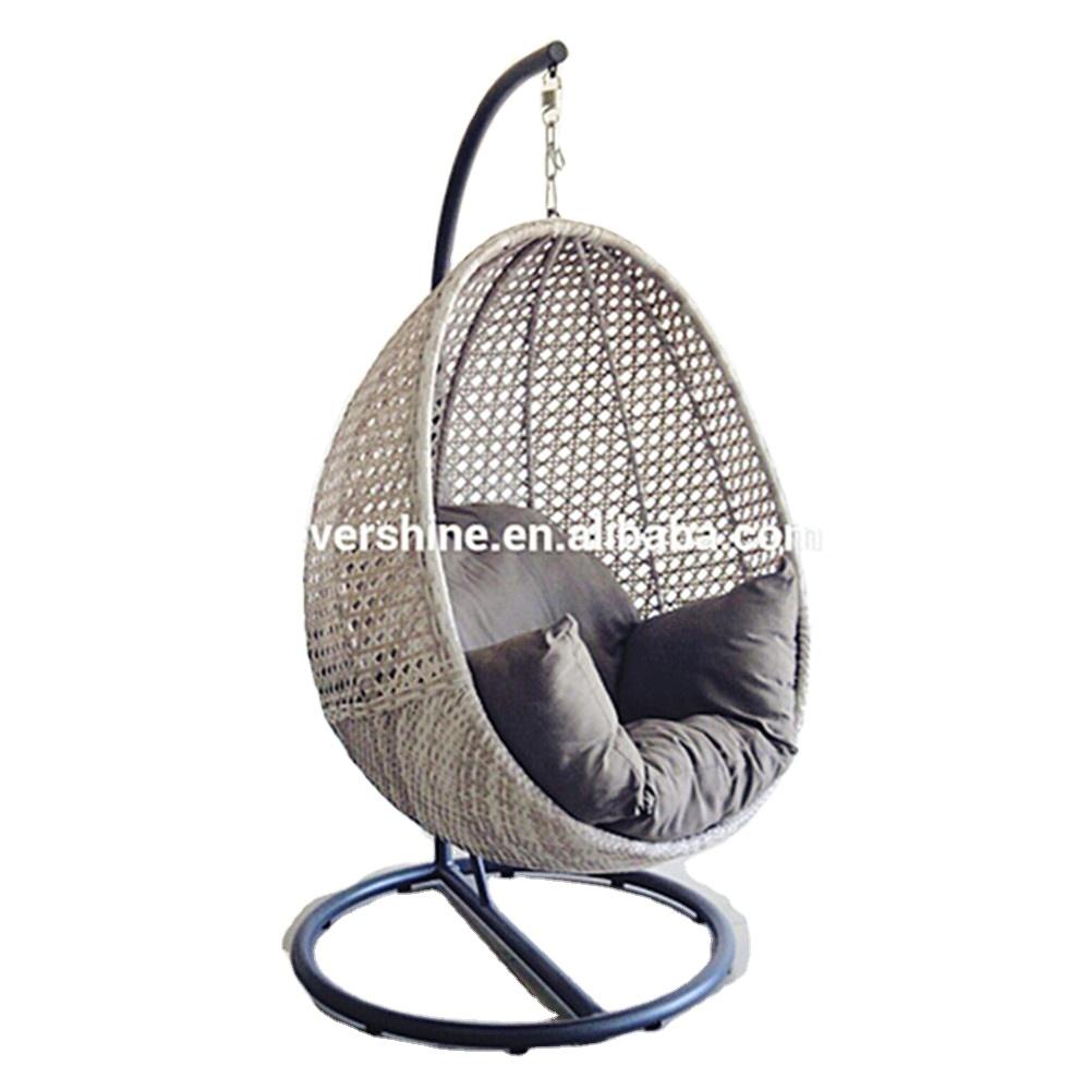 outdoor rattan hanging egg chairs garden furniture swing chairs buy rattan hanging egg chairs outdoor hanging egg chairs garden furniture swing