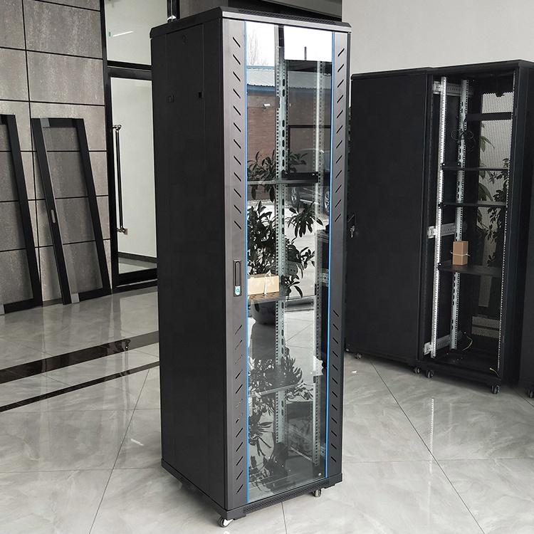 19 network server rack 18u 20u 22u 24u 27u 32u 36u 42u 47u indoor network server switch cabinet buy 19 network server rack 42u 42u indoor network