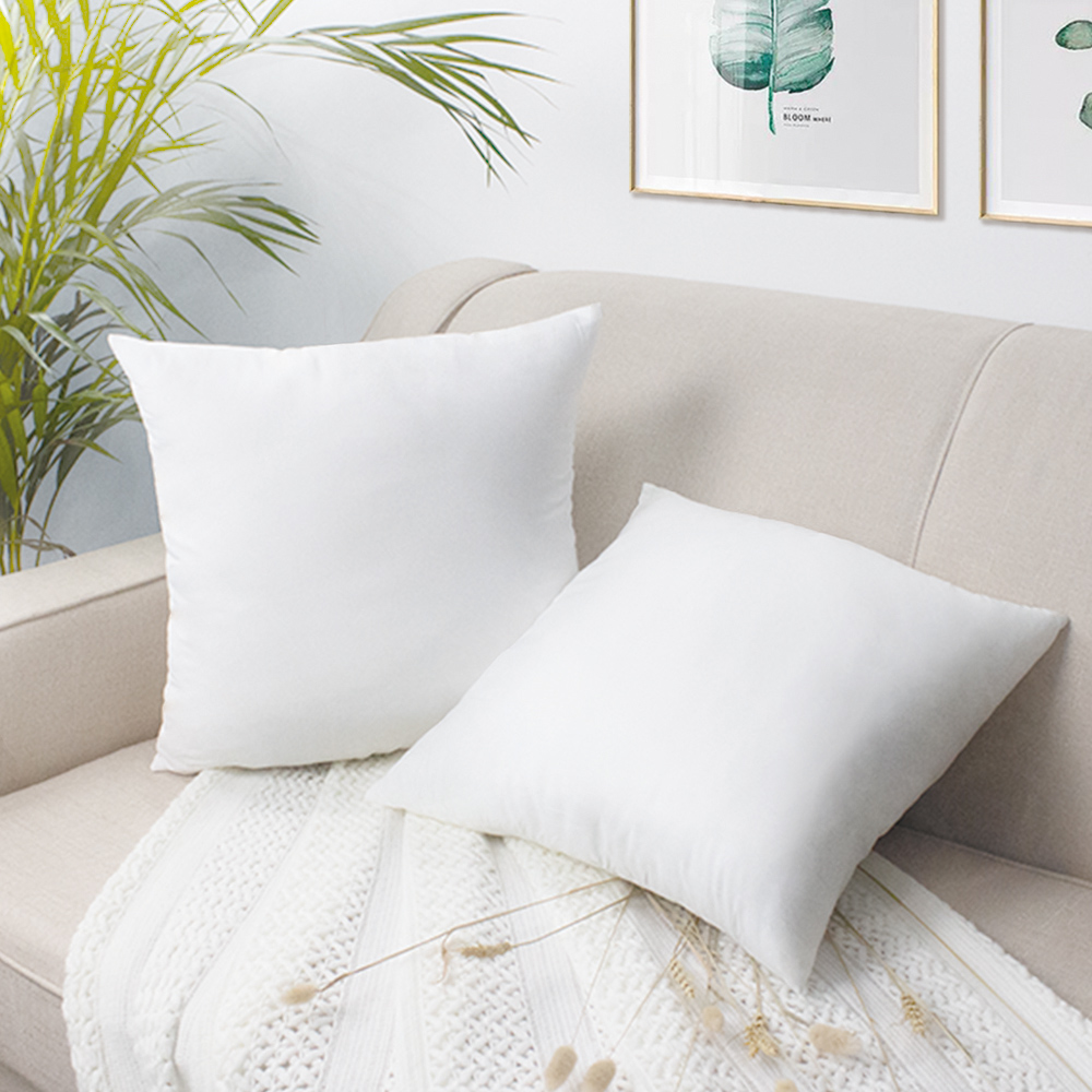 wholesales 12x20 16x16 18x18 20x20 pp cotton square polyester cushion inner stuffing filling throw pillow inserts buy cushion filling insert pp